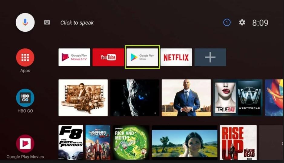Kodi android TV letöltése
