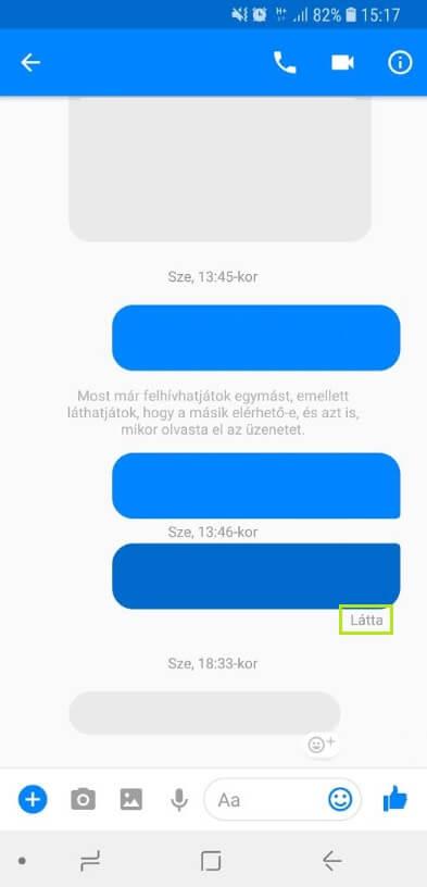 vajon fb ismerkedés használata messenger