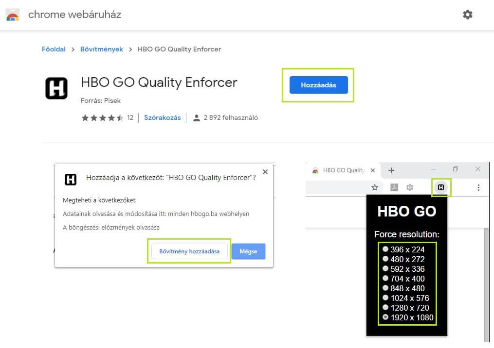 HBO GO akadozik megoldási útmutató