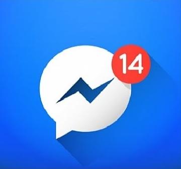 Messenger olvasatlan üzenetet jelez